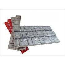 Plomo Contrapeso Adesivo Colante - Paquete 50 Piezas