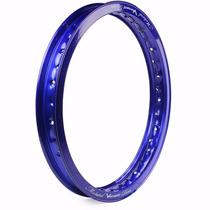 Llanta Alumínio Motard 18 X 1.85 Viper Azul Cg Ml Today
