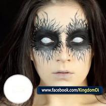 Lentes De Contacto Para Halloween Y Cosplay