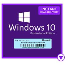 Licencia  Oem  Windows 10 Profesional
