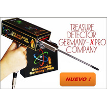 Detector De Tesoro Metales Germany X Pro - Genuino !