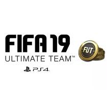 Fifa 19 Coins 100k 100.000 Monedas Ultimate Team Ps4