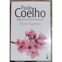 El Don Supremo. Paulo Coelho.