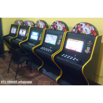Maquinas De Bingos E Maquinas De Jogos De Linha