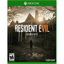 Juego Resident Evil 7 Xbox One Key Digital Original