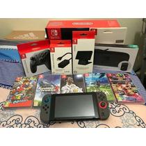 Nintendo Switch Consola Con Garantía/ Entrega Inmediata