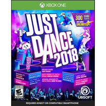 Juego Just Dance 2018 Xbox One Key Digital Original