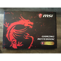 Msi Gl72m 7rdx 17 Core I7 2.8ghz 8gb 1tb
