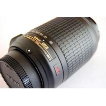 Lente Tele Objetivo Nikon 55-200 Dx Vr 4.5.6g Ed (seminuevo)