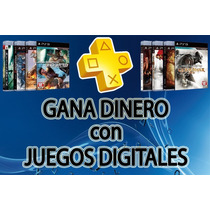 Como Vender Juegos Digitales De Ps3 Y Ps4 Steam Y Xbox