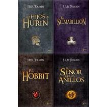Trilogia El Señor De Los Anillos - 6 Libros Digitales