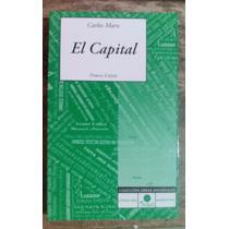 El Capital. Resumen. Carlos Marx.