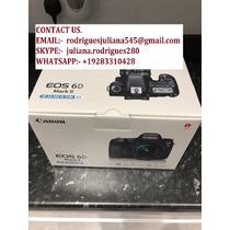 Canon Eos 6d Mark Ii Cámara Con 24-105mm Lente