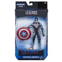 Figura Marvel Legends Capitan America Avengers Endgame