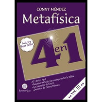 Metafísica 4 En 1. Vol 3. Conny Méndez.