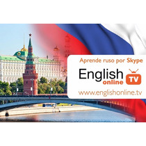 Ruso: Clases Online Por Skype - 1° Clase Sin Cargo