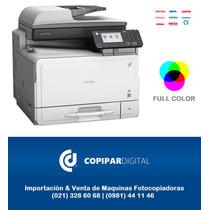 Fotocopiadora Laser Colorida | Impresora Laser Color Ricoh