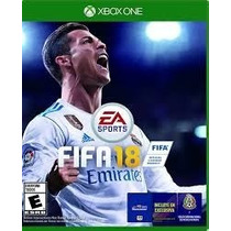 Juego Fifa 18 Xbox One Key Digital Original