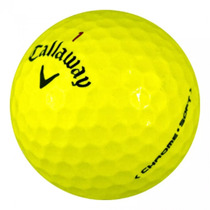 Callaway Store 12 Pelotas Callaway Chrome Soft Yellow U$s 55