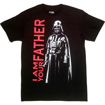 Remera Star Wars - Darth Vader - I Am Your Father - Oficial